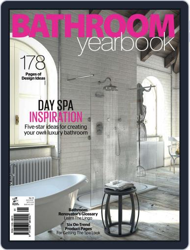 Bathroom Yearbook Magazine (Digital) May 4th, 2015 Issue Cover