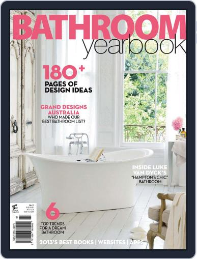 Bathroom Yearbook Magazine (Digital) March 22nd, 2013 Issue Cover