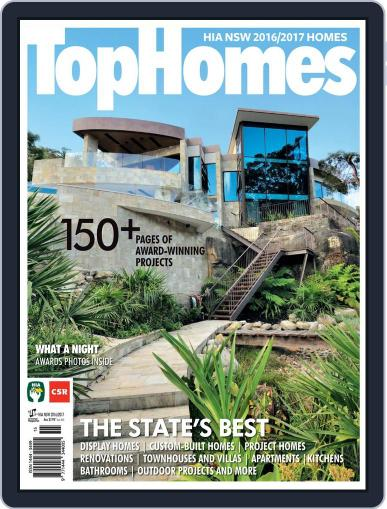 Top Homes Magazine (Digital) February 1st, 2017 Issue Cover