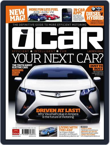iCAR Magazine (Digital) May 18th, 2011 Issue Cover
