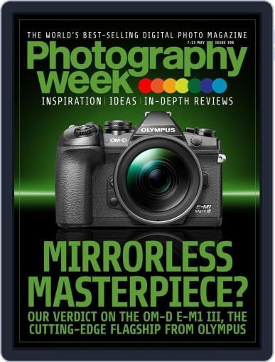 Photography Week (Digital) May 7th, 2020 Issue Cover