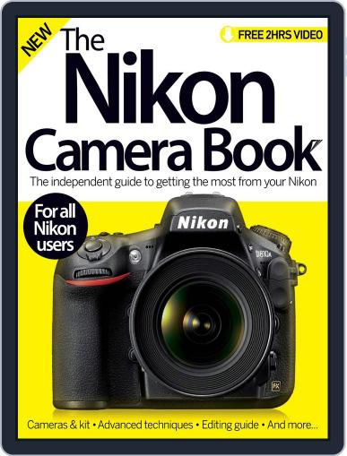The Nikon Camera Book Magazine (Digital) July 8th, 2015 Issue Cover