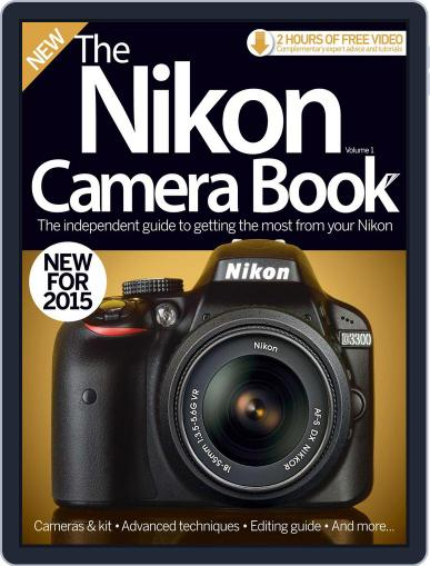 The Nikon Camera Book Magazine (Digital) January 8th, 2015 Issue Cover