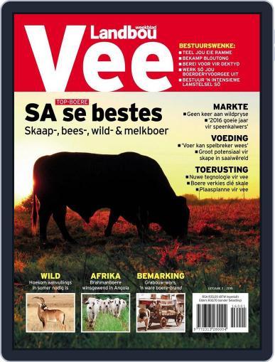 Landbou Vee Magazine (Digital) October 16th, 2015 Issue Cover