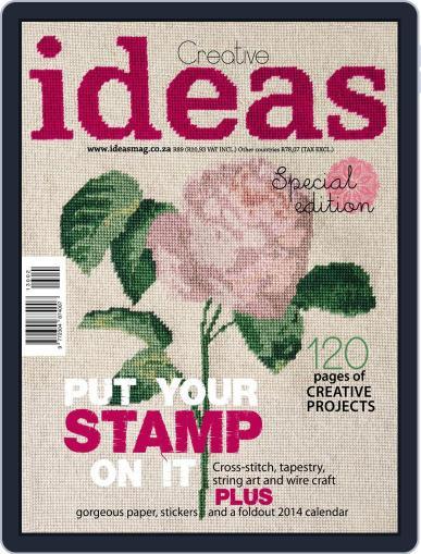 Creative Ideas Magazine (Digital) October 1st, 2013 Issue Cover