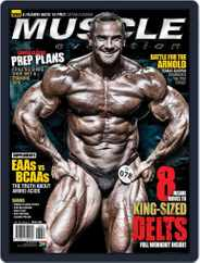 Muscle Evolution (Digital) Subscription July 1st, 2018 Issue