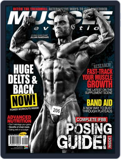 Muscle Evolution (Digital) May 1st, 2017 Issue Cover