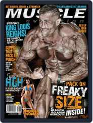 Muscle Evolution (Digital) Subscription October 21st, 2015 Issue