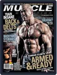 Muscle Evolution (Digital) Subscription August 31st, 2015 Issue