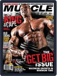 Muscle Evolution (Digital) Subscription October 26th, 2014 Issue