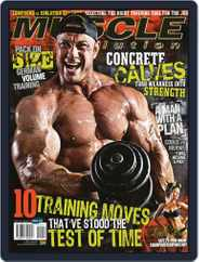 Muscle Evolution (Digital) Subscription February 23rd, 2014 Issue
