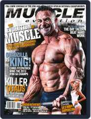 Muscle Evolution (Digital) Subscription October 27th, 2013 Issue