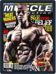 Muscle Evolution (Digital) Subscription August 25th, 2013 Issue