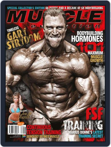 Muscle Evolution (Digital) June 23rd, 2013 Issue Cover