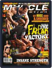 Muscle Evolution (Digital) Subscription December 17th, 2012 Issue
