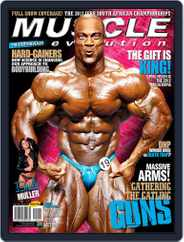 Muscle Evolution (Digital) Subscription October 29th, 2012 Issue