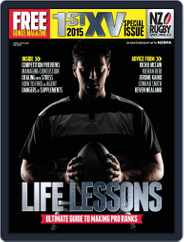 Nz Rugby World First Xv Magazine (Digital) Subscription March 29th, 2015 Issue