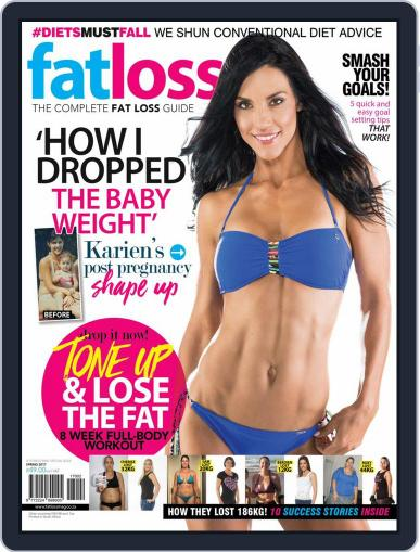 Fatloss (Digital) July 1st, 2017 Issue Cover