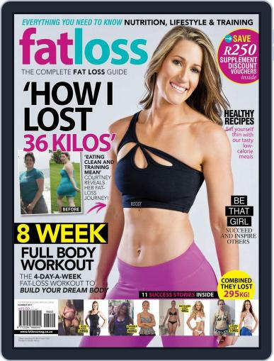 Fatloss (Digital) January 1st, 2017 Issue Cover
