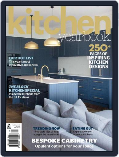 Kitchen Yearbook Magazine (Digital) February 1st, 2017 Issue Cover