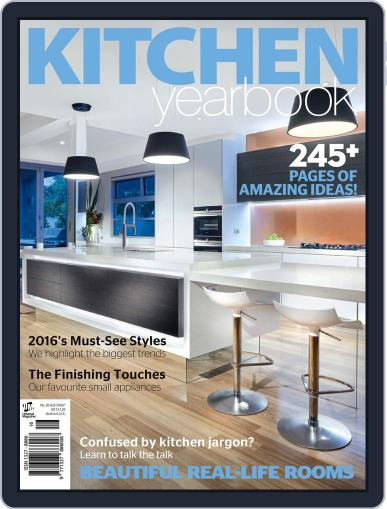 Kitchen Yearbook Magazine (Digital) March 1st, 2016 Issue Cover