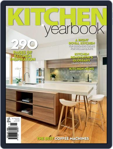 Kitchen Yearbook Magazine (Digital) February 1st, 2015 Issue Cover