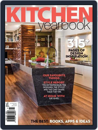 Kitchen Yearbook Magazine (Digital) January 14th, 2014 Issue Cover