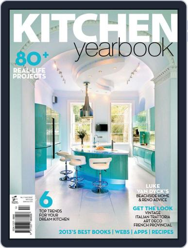 Kitchen Yearbook Magazine (Digital) February 5th, 2013 Issue Cover