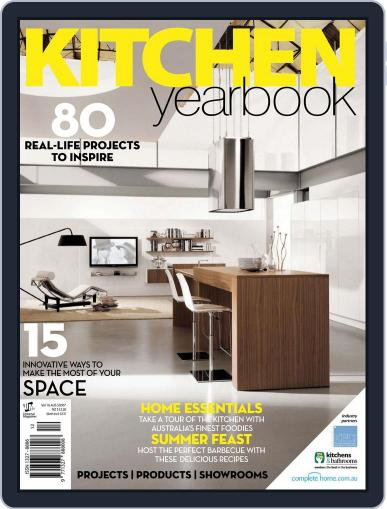 Kitchen Yearbook Magazine (Digital) January 12th, 2012 Issue Cover