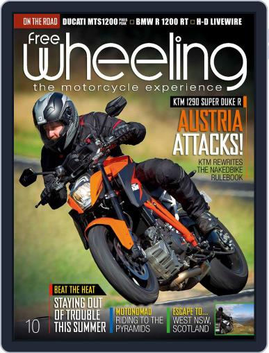 Free Wheeling (Digital) October 26th, 2014 Issue Cover