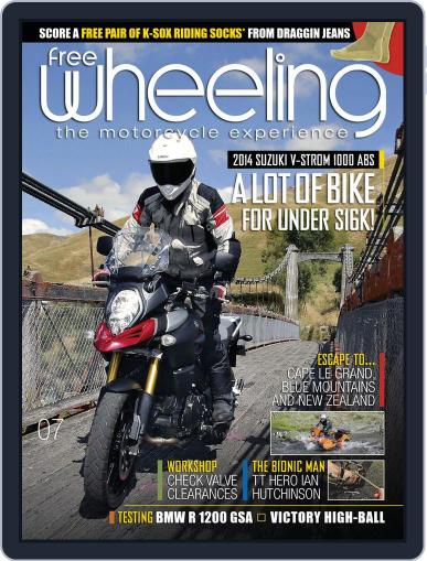 Free Wheeling (Digital) May 8th, 2014 Issue Cover