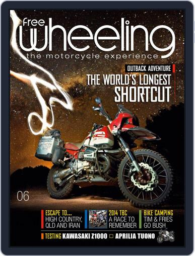 Free Wheeling (Digital) March 3rd, 2014 Issue Cover