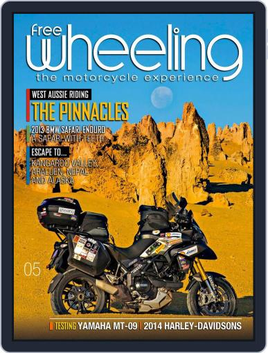 Free Wheeling (Digital) December 30th, 2013 Issue Cover