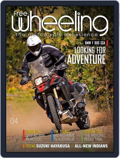 Free Wheeling (Digital) October 27th, 2013 Issue Cover