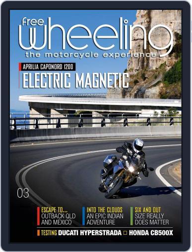 Free Wheeling (Digital) September 1st, 2013 Issue Cover