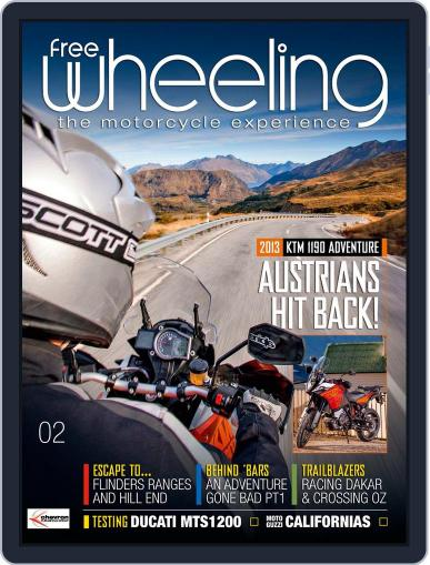 Free Wheeling (Digital) June 30th, 2013 Issue Cover