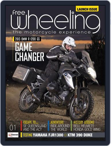 Free Wheeling (Digital) May 6th, 2013 Issue Cover