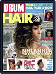 DRUM Hair Magazine (Digital) Subscription September 1st, 2014 Issue