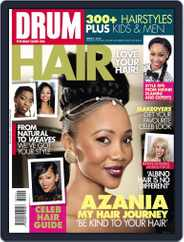 DRUM Hair Magazine (Digital) Subscription August 29th, 2013 Issue