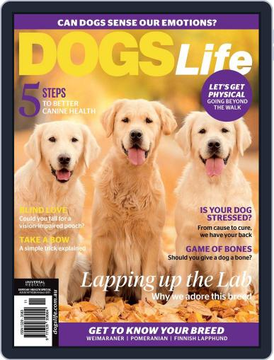 Dogs Life Magazine (Digital) May 18th, 2018 Issue Cover