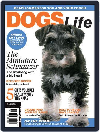 Dogs Life Magazine (Digital) November 1st, 2017 Issue Cover