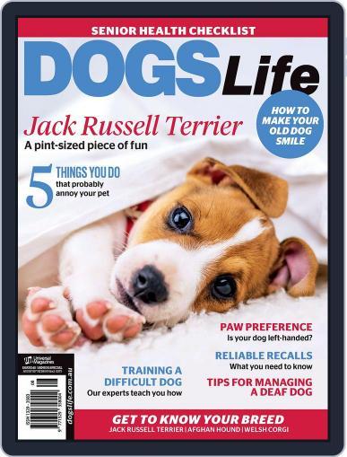 Dogs Life Magazine (Digital) September 1st, 2017 Issue Cover