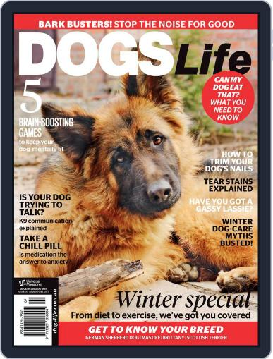 Dogs Life Magazine (Digital) July 1st, 2017 Issue Cover