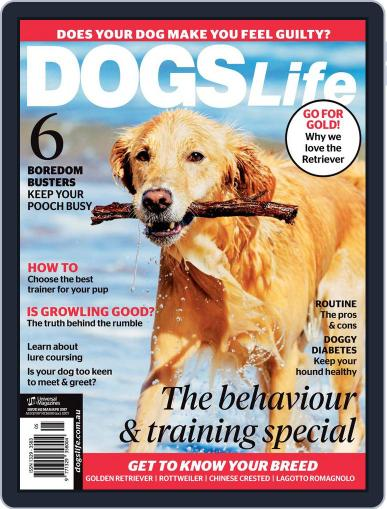Dogs Life Magazine (Digital) February 1st, 2017 Issue Cover