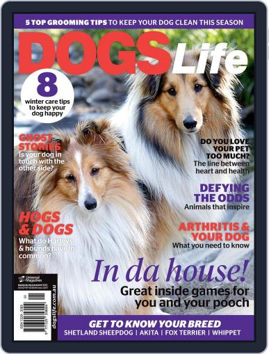 Dogs Life Magazine (Digital) June 15th, 2016 Issue Cover