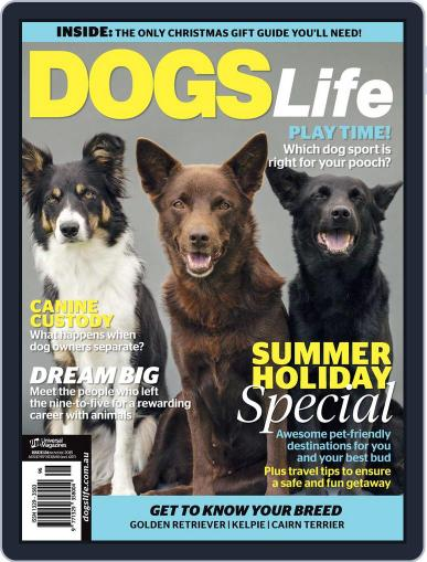 Dogs Life Magazine (Digital) October 15th, 2015 Issue Cover