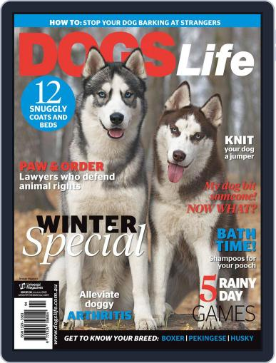 Dogs Life Magazine (Digital) July 1st, 2015 Issue Cover