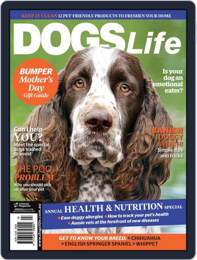 Dogs Life Magazine (Digital) May 1st, 2015 Issue Cover
