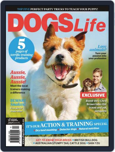 Dogs Life Magazine (Digital) February 19th, 2015 Issue Cover