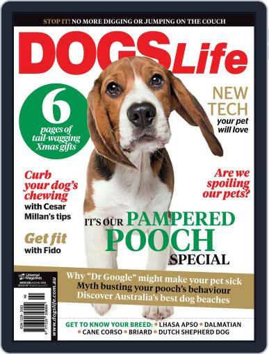 Dogs Life Magazine (Digital) October 14th, 2014 Issue Cover